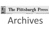 Pittsburgh Press Archives